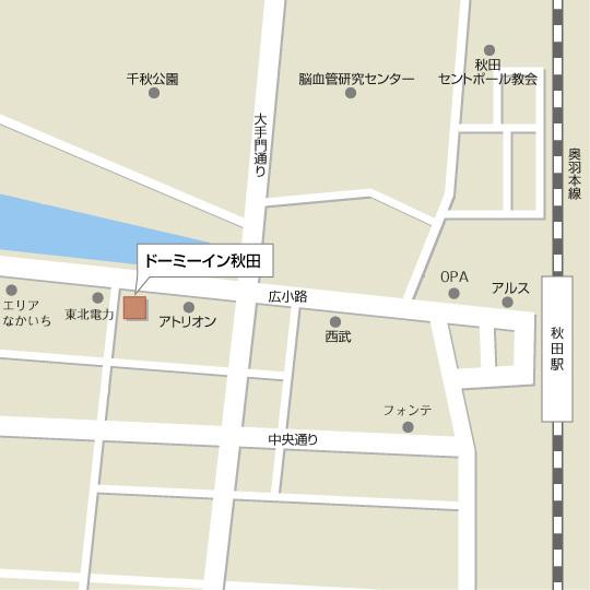 湯 イン こまち の 中 秋田 温泉 ドーミー 通